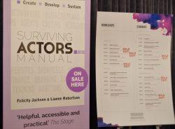 Surviving Actors London 2016