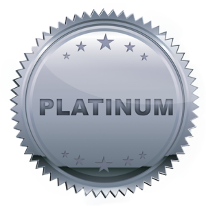 Platinum-Badge