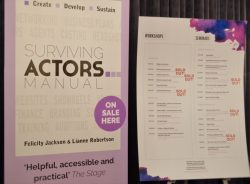 Surviving Actors London 2016