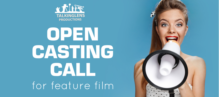 Open Casting SA 2016 banner