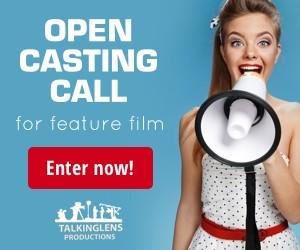 Open Casting SA 2016 button